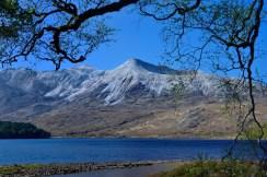 Beinn Eighe a Loch Coulin