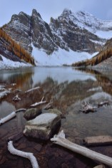 Lake Agnes (Lake Louise, Lake Agnes & Little Beehive Trail)