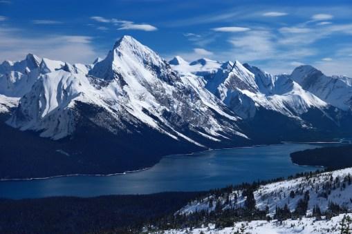 Bald Hills Trail (NP Jasper)