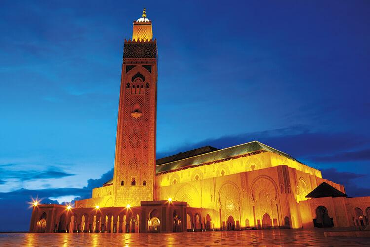 Mešita Hassana II.