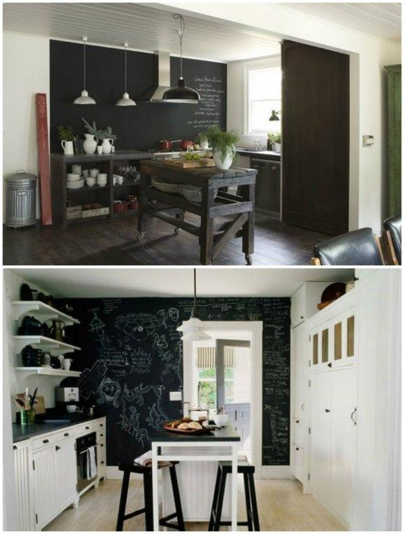 decoration-cuisine-peinture-noire