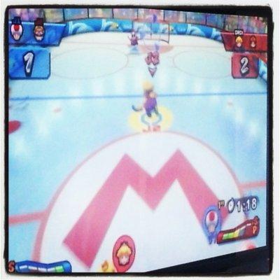 jouer-hockey-wii