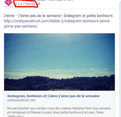 récupérer-lien-statut-facebook