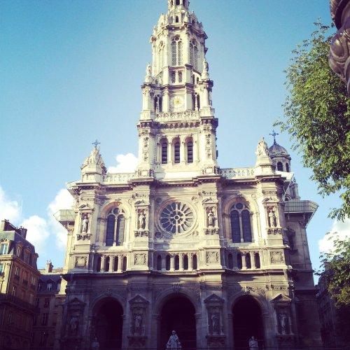 paris-Église-Sainte-Trinité
