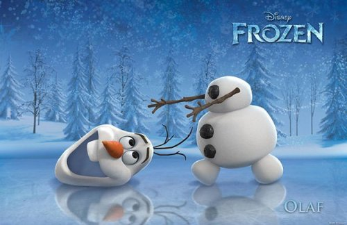 La-Reine-des-Neiges-Frozen-Photo-Olaf
