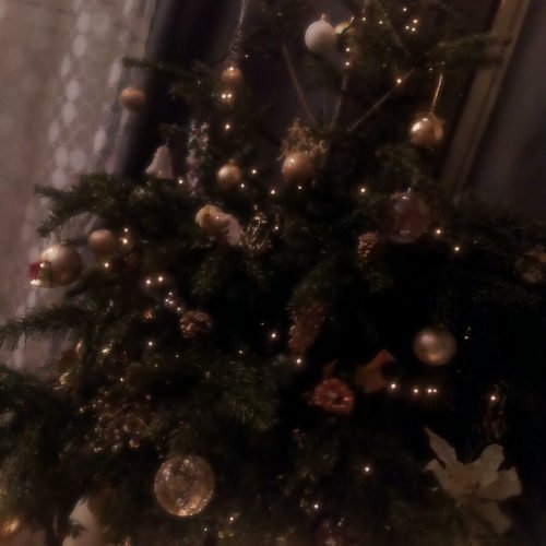 Noël-sapin