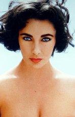 Elizabeth Taylor, femme sexy des années 50