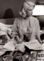 La beauté des femmes des années 50 avec leurs rondeurs : Jayne Mansfield