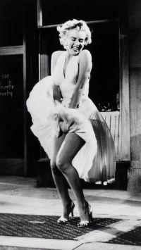 Femme sexy des années 50 : Marilyn Monroe