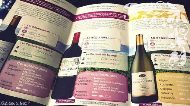 VineaBox, box de vin