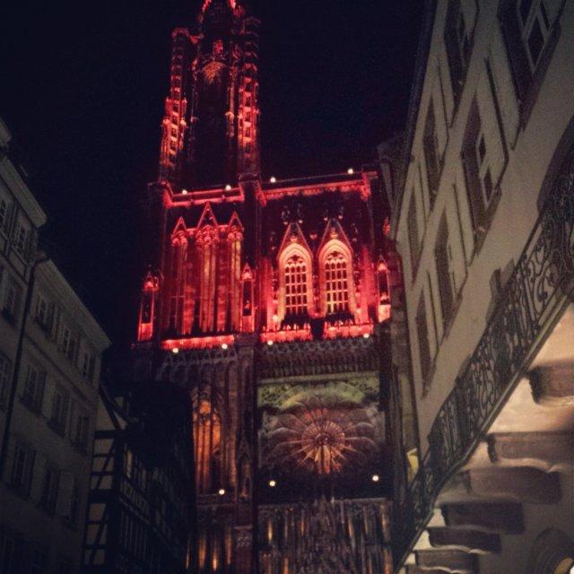 A la découverte de l'Alsace ! Strasbourg cathédrale