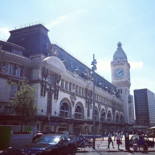 A la découverte de l'Alsace ! gare de Lyon Paris