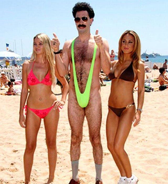 Le meilleur du pire de la plage : le maillot !