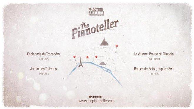 The Pianoteller d'Action contre la faim
