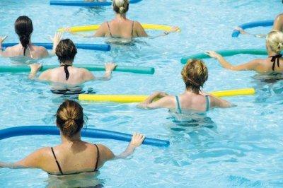 Faire du sport dans l'eau : l'aquagym