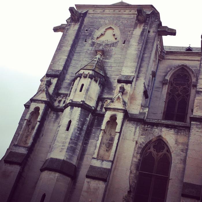 Week-end en famille à Montpellier : centre-ville