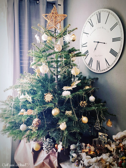 Mon beau sapin ! Noël des blogs 2014