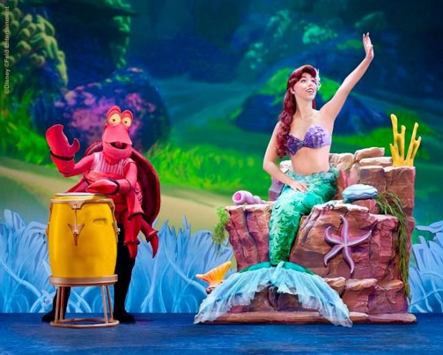 Gagne des places pour le Disney live 2015