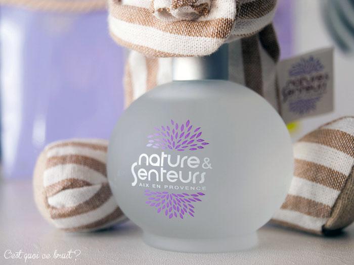 Nature et Senteurs Bébiou parfum pour enfant