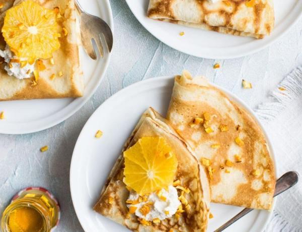 5 recettes de crêpes à faire pour la Chandeleur