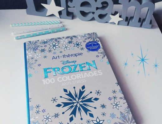 Coloriages zen Frozen Disney art thérapie