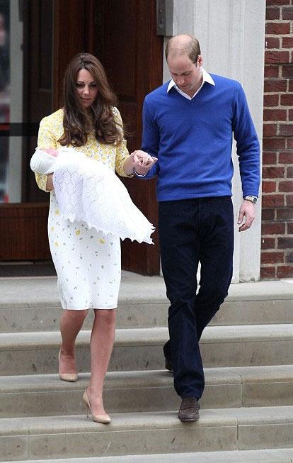 Le secret de l'accouchement de Kate Middleton