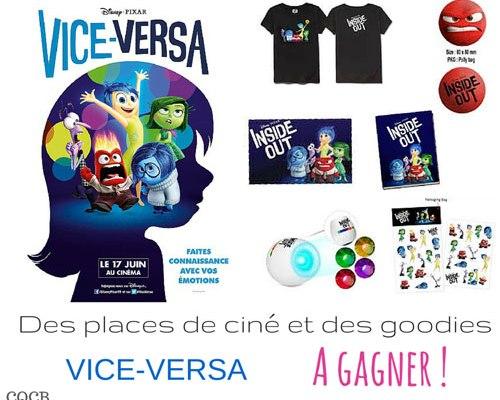 Concours Vice-Versa
