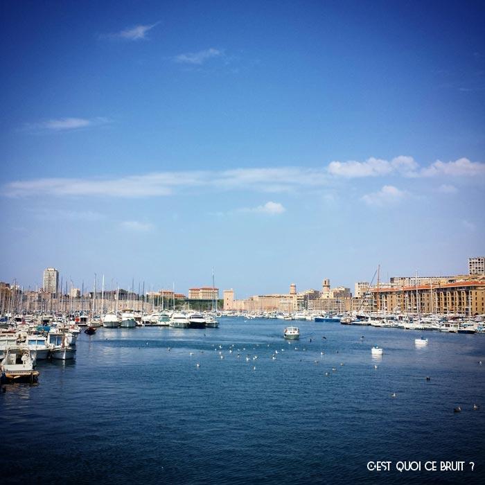 Vieux port de Marseille en famille (blogtrip)
