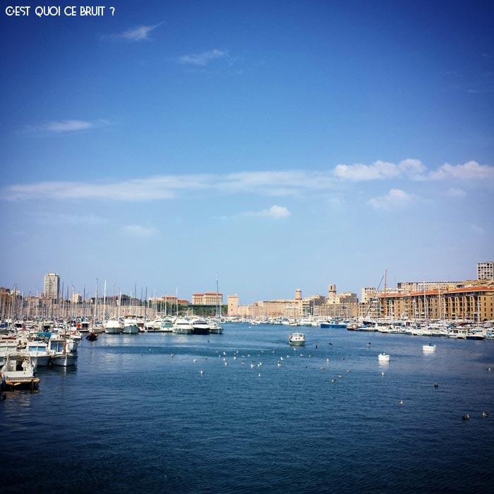 Découvrir le Vieux Port de Marseille en famille