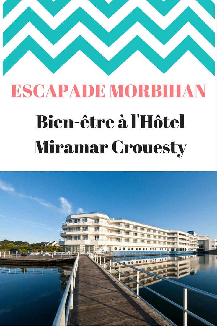 Séjour Bien être à l'hôtel Miramar Crouesty (Morbihan, Bretagne)