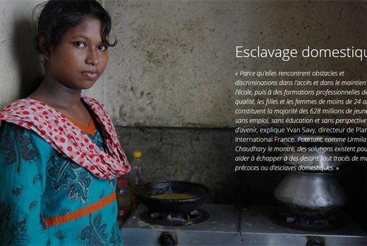 Esclavage domestique et droit des enfants à l'éducation