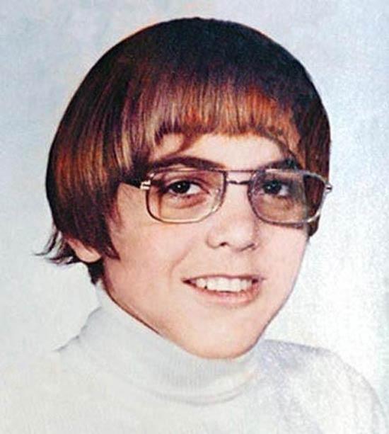 George clooney mec moche devenu sexy