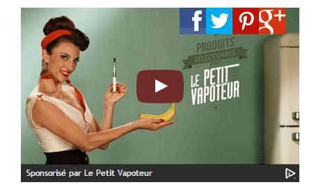 Cigarette électronique Le petit vapoteur