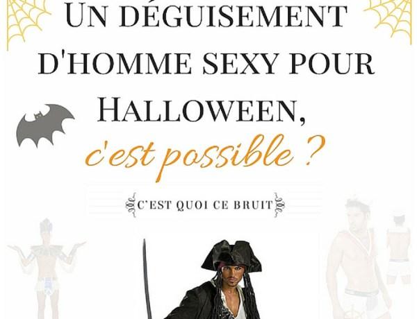 Déguisements d'Halloween pour homme