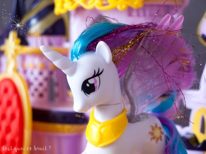 Le Royaume de Canterlot, idée cadeau Noël My Little Pony