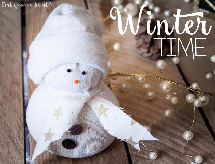 bonhomme-de-neige-chaussette