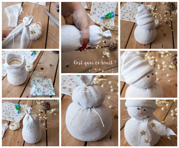 fabriquer-bonhomme-neige-chaussette