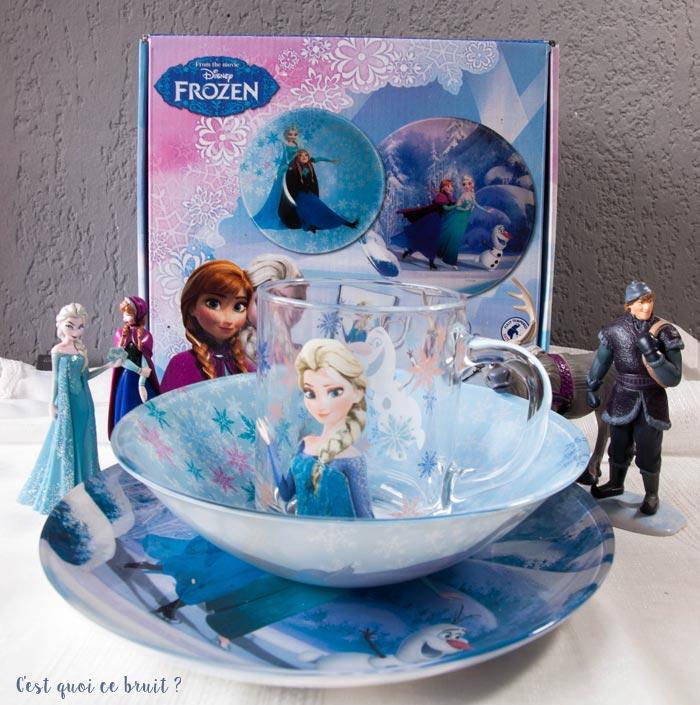 Luminarc X La reine des neiges
