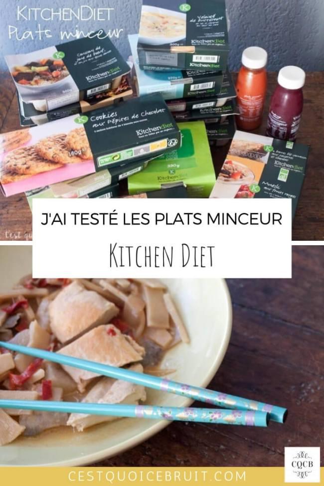 K'ai testé les recettes minceur Kitchen Diet #kitchendiet #diète #régime #minceur