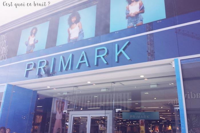 L'Avenue 83 à Toulon accueille Primark