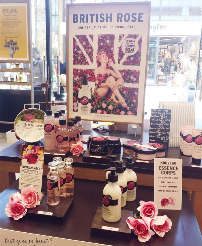The Body Shop à retrouver à L'Avenue 83