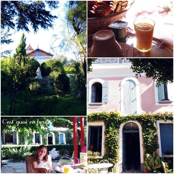WE en famille avec Gîtes de France (Avignon)