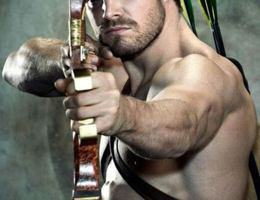 Acteurs de séries TV les plus sexy : Stephen Amell de Arrow