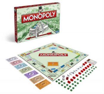 Nos jeux de société préférés pour Noël 2016 : le monopoly