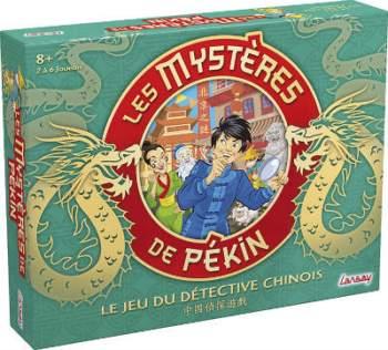 Jouer en famille : Les mystères de Pkékin