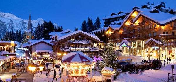 3 destinations en France à faire en famille cet hiver : Courchevel