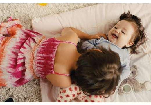 Prouter le bidon des bébés ! Babyblubbern #sponso