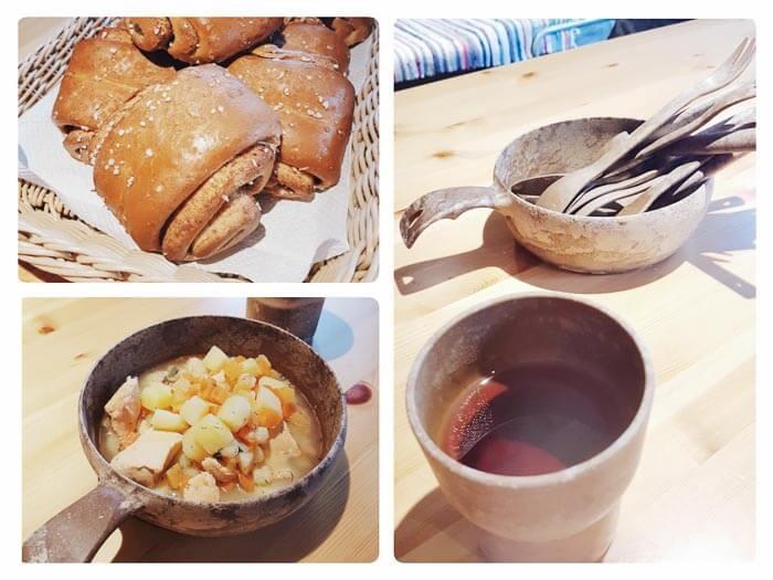 Spécialités culinaires Laponie Finlandaise