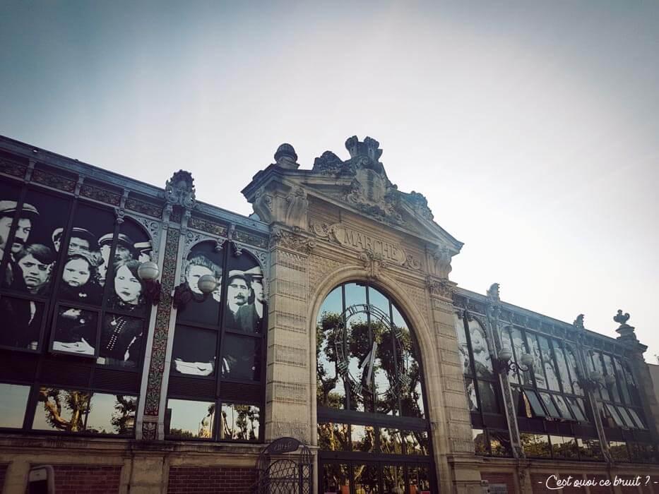 Blogtrip dans l'Aude : les halles de Narbonnn