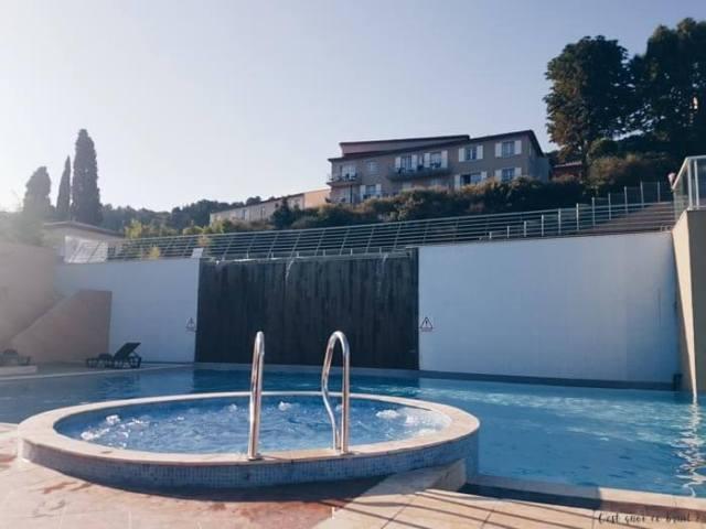 Domaine de la Camiole, piscine